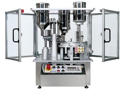 <strong>意大利宝娜佩斯BONAPACE全自动台式胶囊填充机(IN-CAP) 多合一</strong>