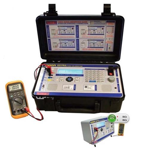 英国Transmille1000系列便携式多功能校准器