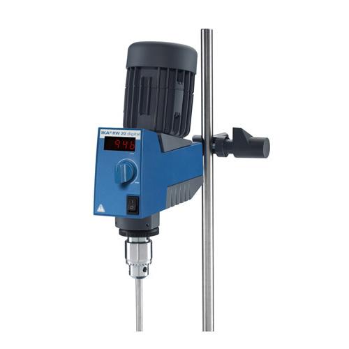 万博manbetx官网手机登录IKA电动搅拌器RW-20数显套装
